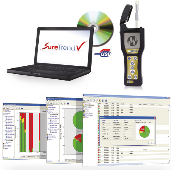 Fuel Sampling Software