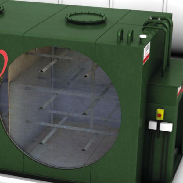 Advanced Fuel Storage Tanks - Design & Build