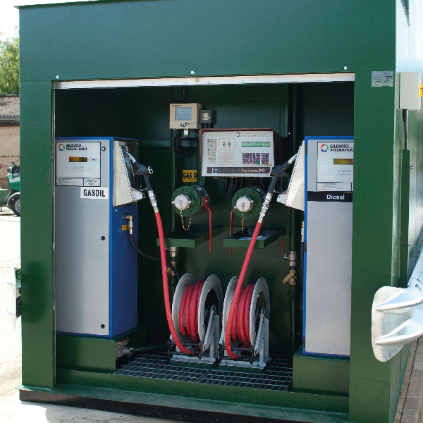 Fuel Dispensing Systems Equipment Service Contracts