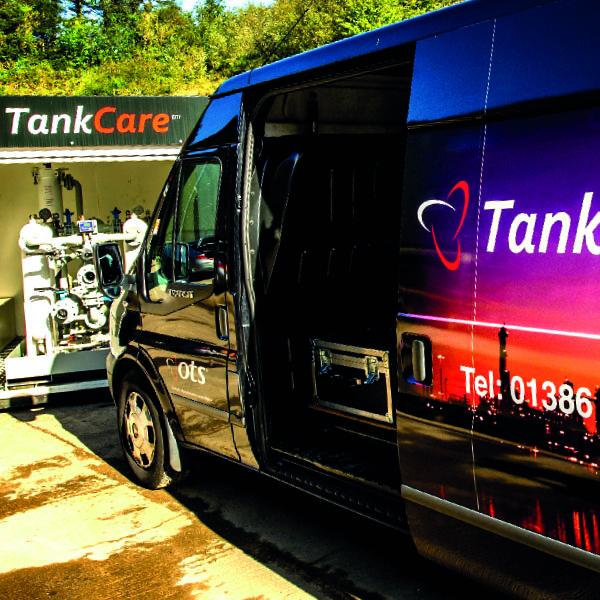 Sampling & Testing of Fuels in the Field - Van & Rig